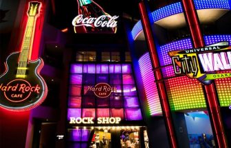 Hard Rock Cafe UNIVERSAL CITYWALK OSAKA